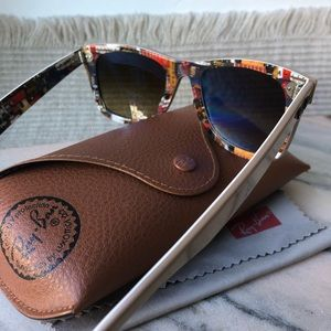 Authentic Limited Edition Ray-ban Wayfarers